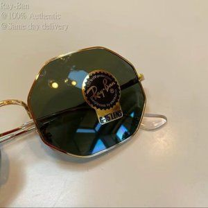 Ray-Ban 1972 Octagonal Fashionable style 54MM
